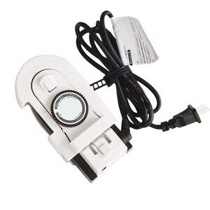 Image 1 - Portalbe mini ferro dobrável elétrica dupla tensão ferros dobrável à prova de poeira compacto pequeno para viagem escola roupas para casa 1