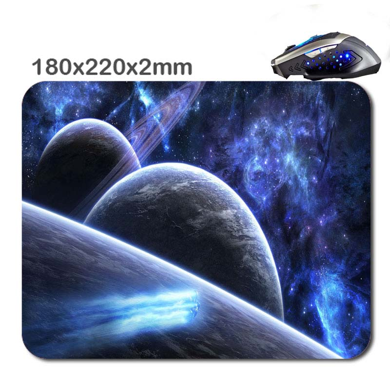 product 220*180*2mm DIY Print teoria universo New Arrivals Customized Rectangle Non-Slip Rubber Gaming Soft Durable notebook Mouse pad