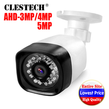 Low Price SONY-IMX326 Mini AHD CCTV Camera 5MP 4MP 3MP 1080P FULL Digital HD in/outdoor Waterproof IR night vision have Bullet 0 3mp mini ir night vision webcam cctv face detection usb camera with driver and software