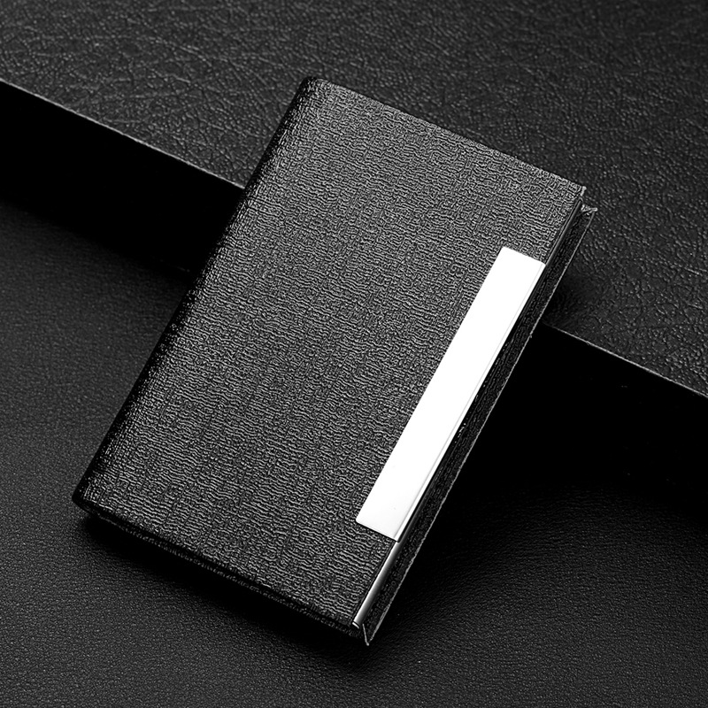 Antitheft Card Wallet Aluminum Credit Card Case Slim RFID Wallet ...
