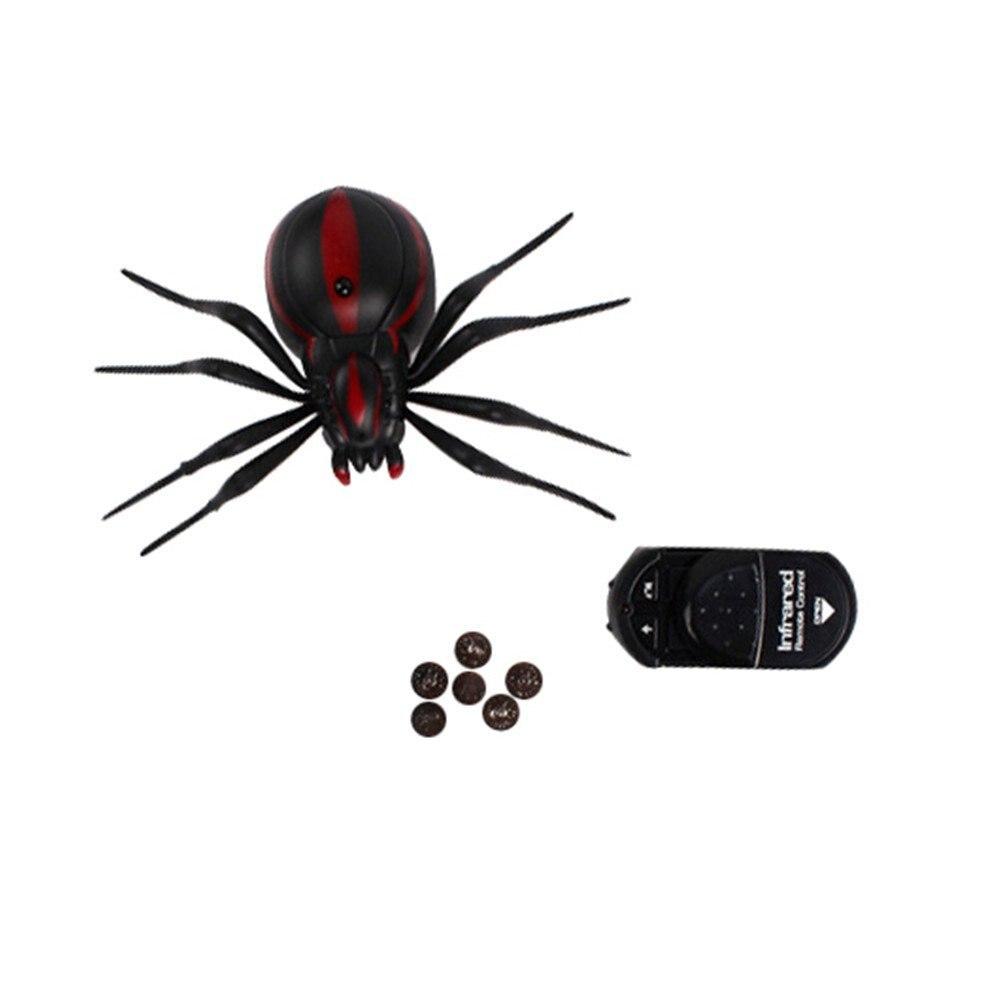 Realistische Gefälschte Spinne Scary Spielzeug Fernbedienung RC ...
