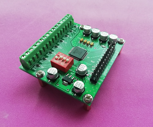 AD7606 High Speed 16Bit 8 Channel Synchronous ADC Module Bipolar Sampling Rate 200K Industrial Grade