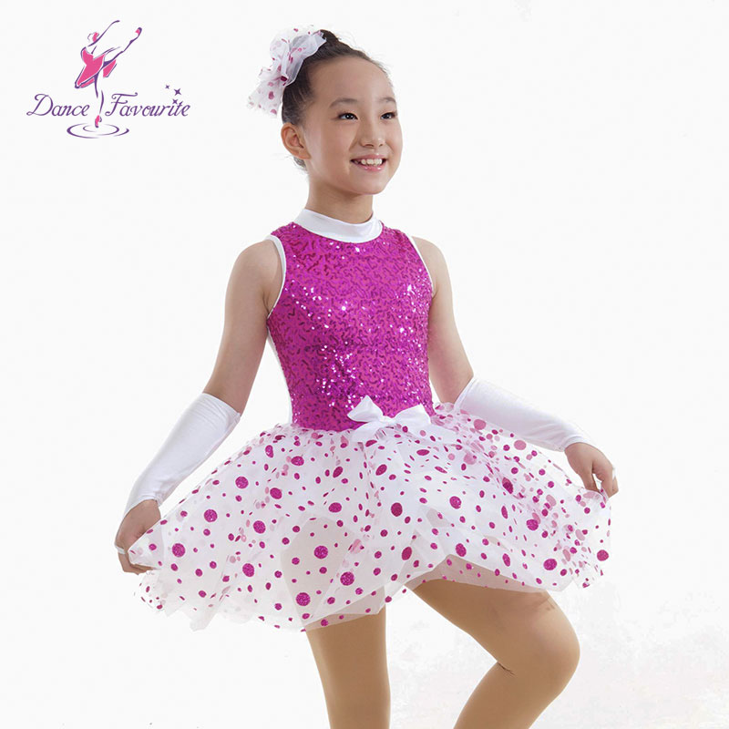 Hot selling child ballet tutu, ballet performance stage costumes ballerina dance tutu