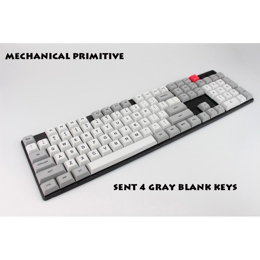 MP DSA Granite keycap 108 Keys PBT Keycap Keycaps sublimados con - Periféricos de la computadora - foto 1