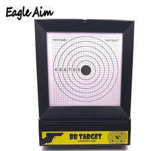 Eagle Aim Amazing system BB Gun Plastic Airsoft Target for Paintball Soft Bullet