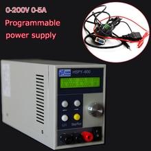 Programmable power supply 220V DC Power supply 0-200V 0-5A Adjustable  precision power supply laboratory