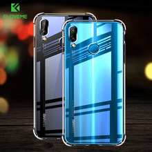 FLOVEME Shockproof Phone Case for Huawei P20 P10 P9 Lite Clear Soft Fundas for Honor 10 9 9 Lite 8 Mobile Phone Cases Cover Capa(China)