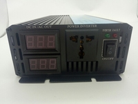 5000w Peak 2500W dc/ac Pure Sine Wave Inverter 12v/24v DC to 220/220v AC