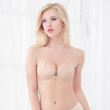 Sexy Push Up Bra Bralette Underwear Silicone Strapless Bras For Women Invisible Wedding Sujetador Bra Soutien Gorge Brassiere