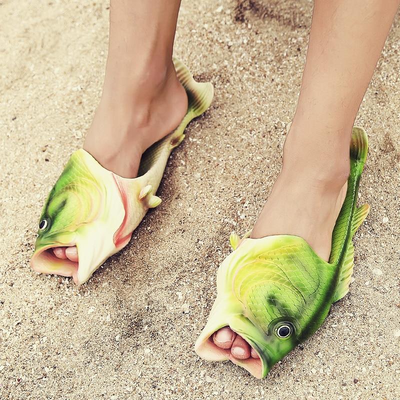JINBAOKE 2018 New Durable Summer Men Women Sandals Comfortable Massage Slippers Indoor & Outdoor Mens Hot Beach Slipper