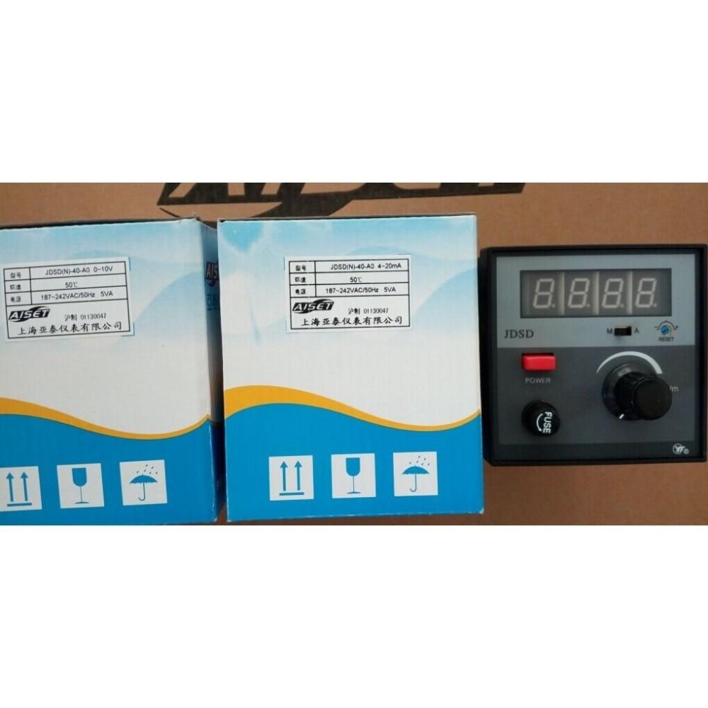 AISET Shanghai Yatai Instrumentation electromagnetic speed motor controller JDSD(N)-40-A0 0~10V / 4~20mA цены