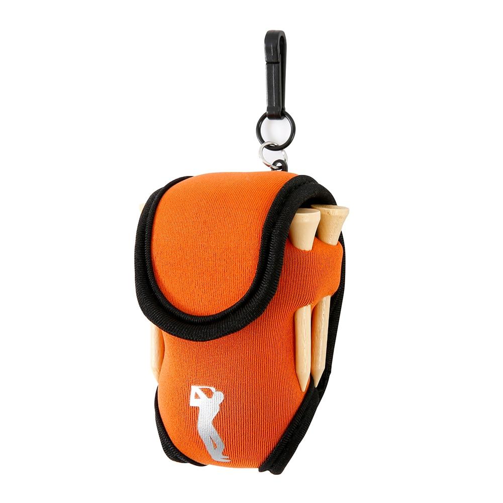 Tees-Accessories Sports-Tool Neoprene Waist-Bag Balls 4-Tees Outdoor And Mini Pack Multifunctional