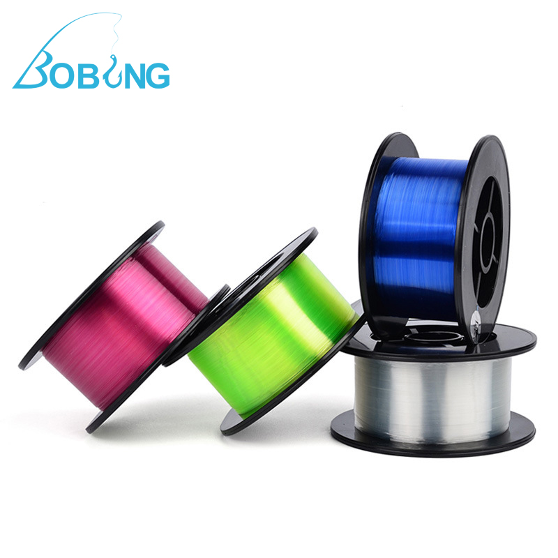 Hight Quality More Durable Brand Bobing Main Thread Line Nylon Line Japan Imports Super Tension Fishing Line For Fishing
