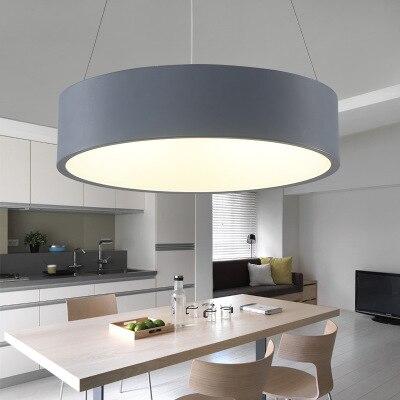 Moderno led Illuminazione A Sospensione Reale Lampe Lamparas per la ...