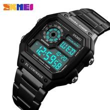 Mens Watches Top Brand Luxury Digital Watch Men Stainless St