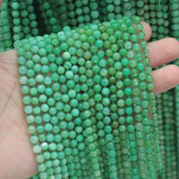 wholesale ! 5 strand ! Natural Chrysoprase beads natural GEM beads DIY loose beads for jewelry making strand 15 wholesale