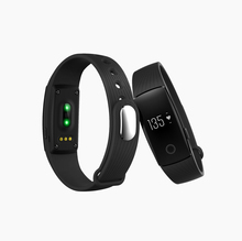 Neue Ankunft Bluetooth Smart Armband Pulsmesser Smartwatch Android Smart Uhr Armband Verbunden für Apple ios