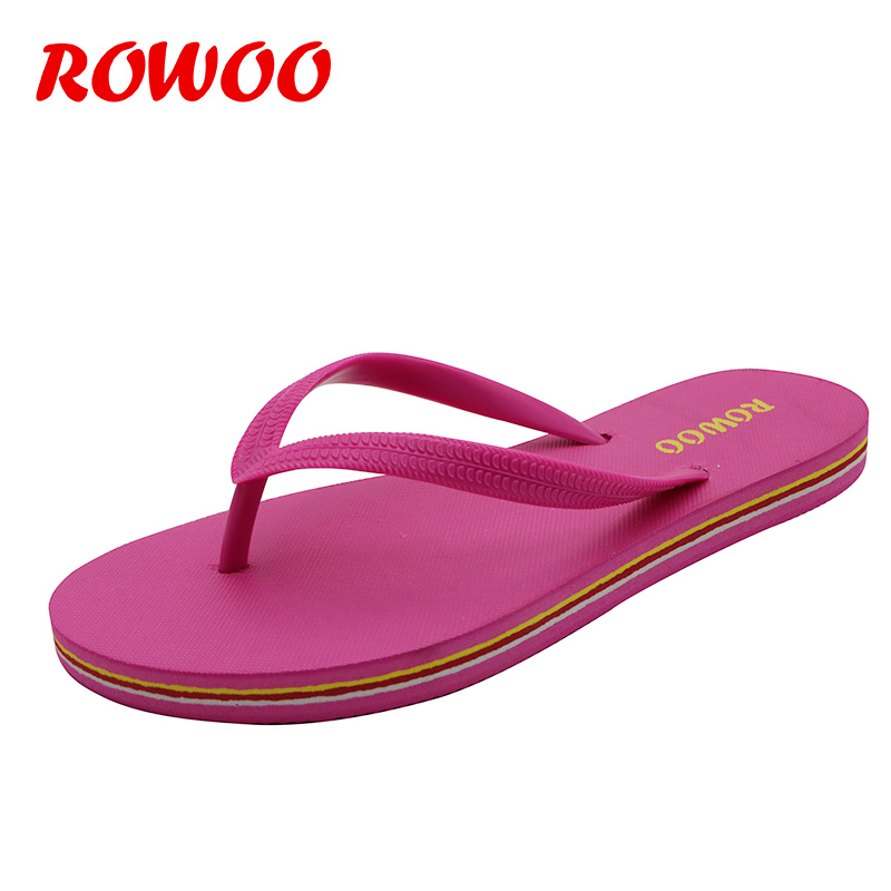 Pink Beach Flip Flops Ladies Sandals Women's House Shoes Summer Designer Indoor Slippers Female Flat Home Sandals Flip Flops beach house