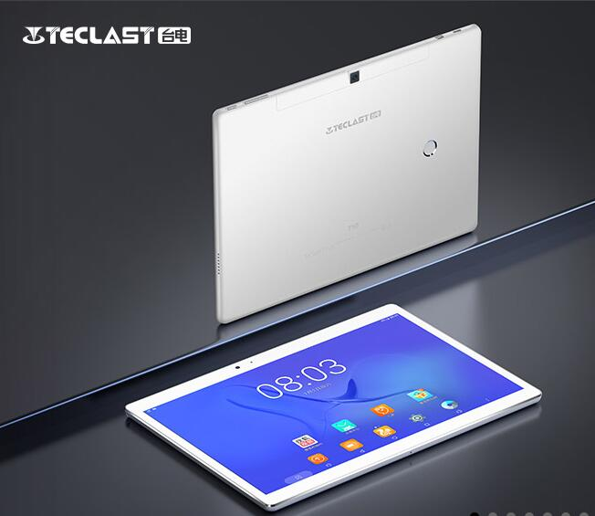 Teclast T10 10.1 pollice Tablet Android 7.0 Nucleo MT8176 2.1 GHz Hexa 2560*1600 4 GB LPDDR3 64 GB eMMC 8.0MP + 13.0 MP HDMI OTG Tablet PC