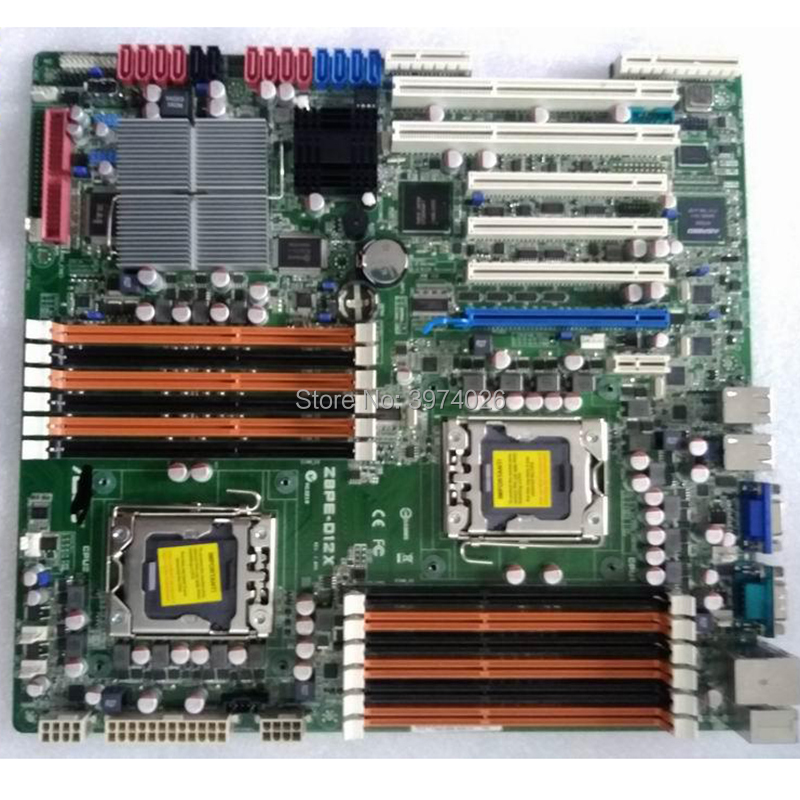 US $150 0 |Z8PE D12X Server Motherboard S5520 X58 Socket LGA 1366 DDR3-in  Replacement Parts & Accessories from Consumer Electronics on Aliexpress com