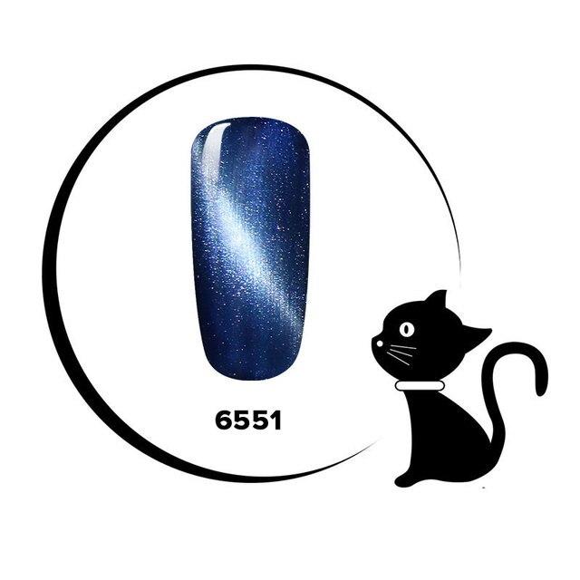 Elite99 12 ml UV LED Gel Cat Eye Gel Nagellack Für Gel Nagel Katze Augen Nagellack Ohne Magnet UV Gel Polnischen Katze Augen Nail art