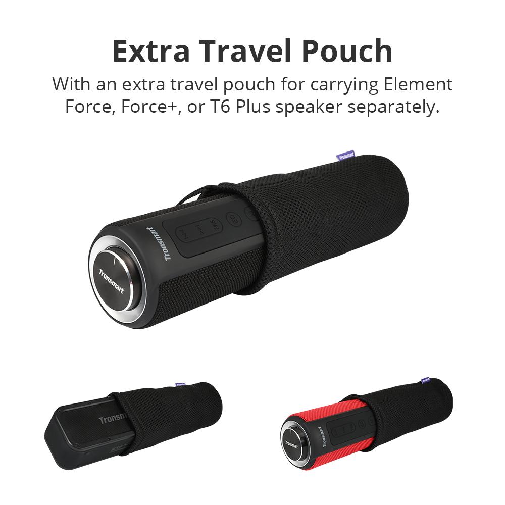 Tronsmart T6 Plus Altavoz Bluetooth portátil 40W 17