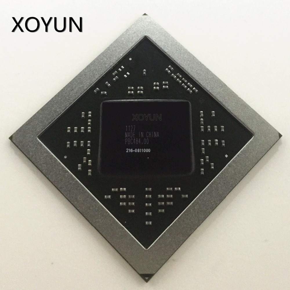 2017+ New 216-0811000 216 0811000 BGA chipset with balls2017+ New 216-0811000 216 0811000 BGA chipset with balls