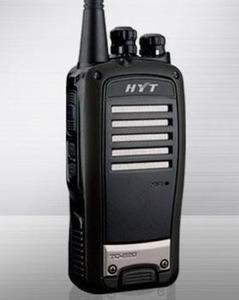 Image 4 - 2 وحدة HYT TC 620 5 واط المحمولة اتجاهين راديو مع بطارية ليثيوم أيون HYTERA TC620 UHF VHF طويلة المدى لاسلكي تخاطب