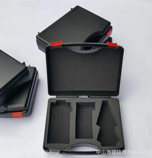 Пластик инструмент случае чемодан Toolbox ударопрочный водонепроницаемый футляр безопасности оборудование корпус камеры с нарезанные пены Б...