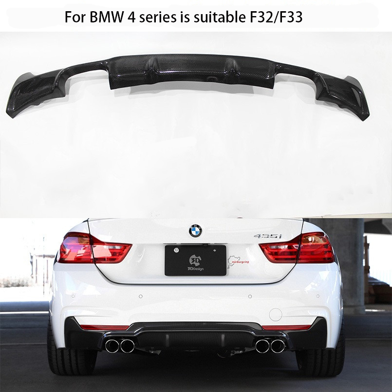 Fit For BMW 4 Series F32 F33 428M 435M 2014 2019 Rear