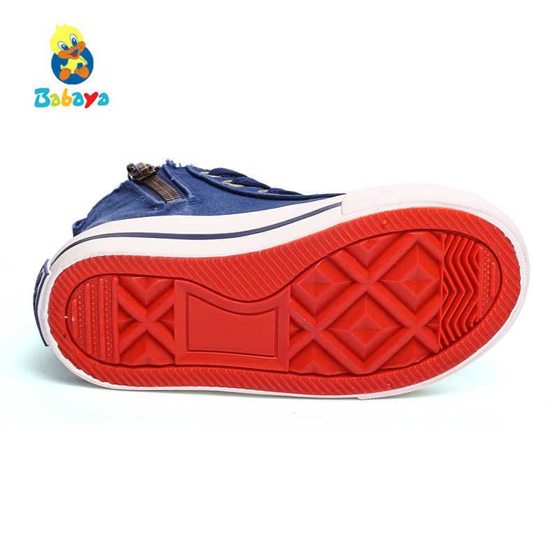 d80f616e ... Children sneakers boots kids canvas shoes girls boys casual shoes  mother best choice baby shoes canvas