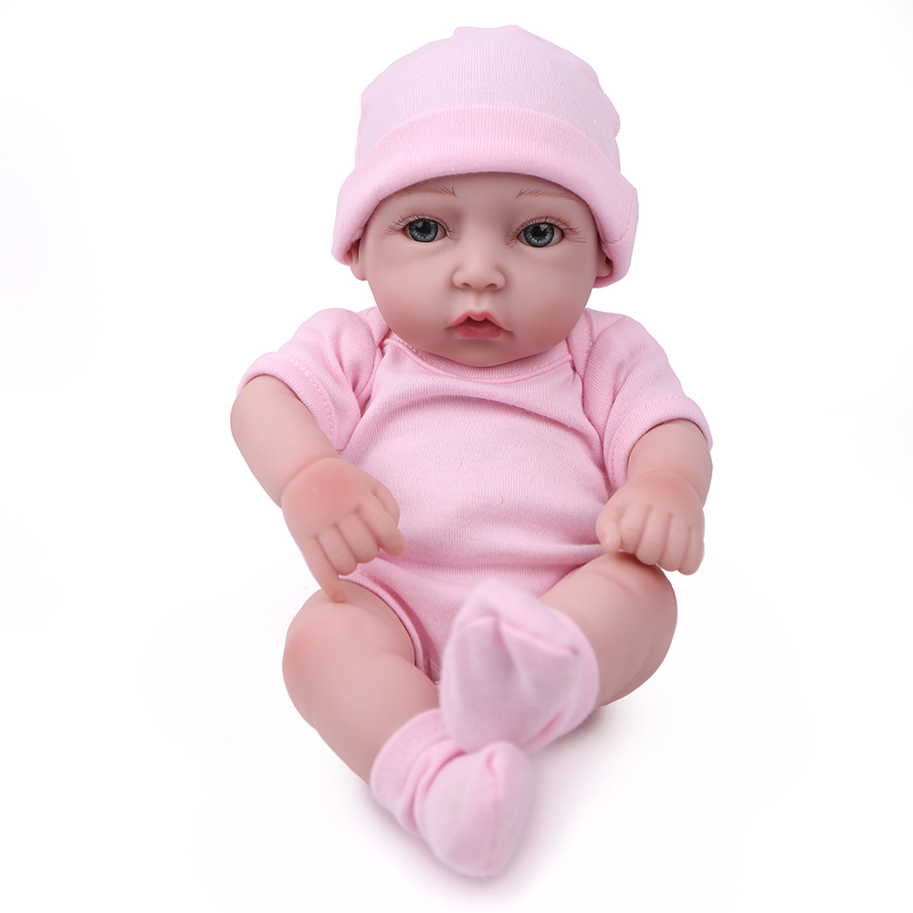 Npkdoll Reborn Doll Full Silicone Body Wholesale Toys For Children Baby Reborn Twins Baby Bath Toys Water Outdoor Playmate Dolls Toys & Hobbies