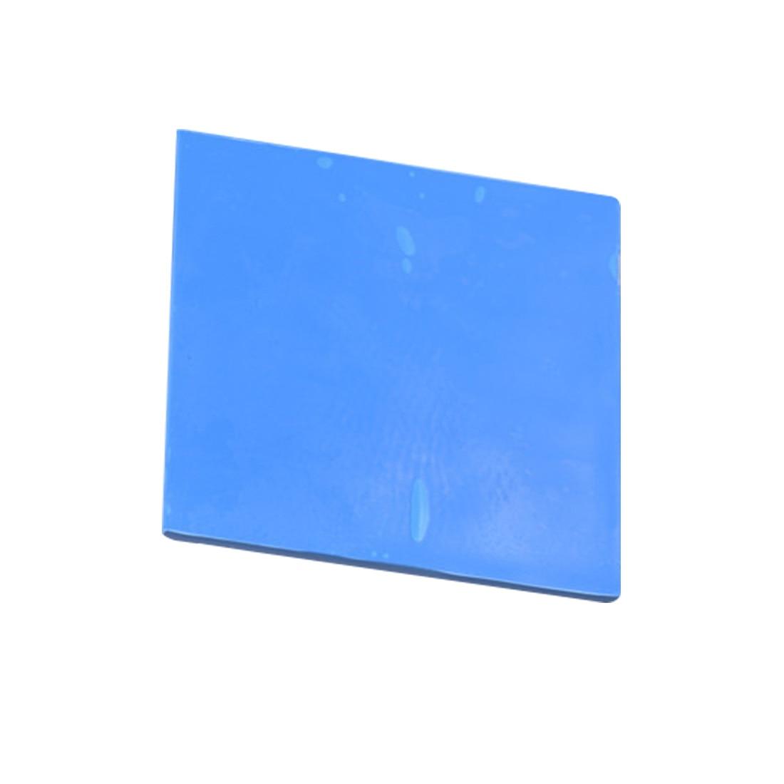 Etmakit  100mm*100mm*0.5mm GPU CPU Heatsink Cooling Conductive Silicone Pad Thermal Pad 100