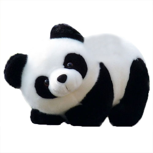 New Soft Stuffed Animal Panda Plush Doll Toy Birthday Girl Kid Gift stuffed animal jungle lion 80cm plush toy soft doll toy w56