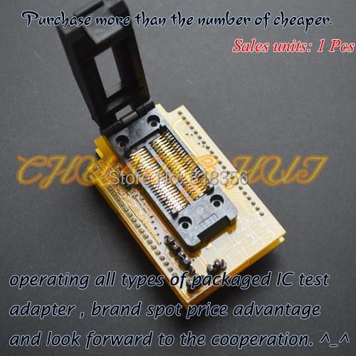 Adaptateur de programmeur de HEAD-DIP42 prise de test PSOP42 SOP42 pour programmeur GANG-08