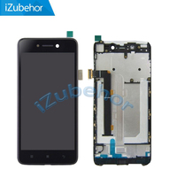 100 Warranty Black Lcd Display With Touch Screen Digitizer Frame Assembly For Lenovo S90 S90 T