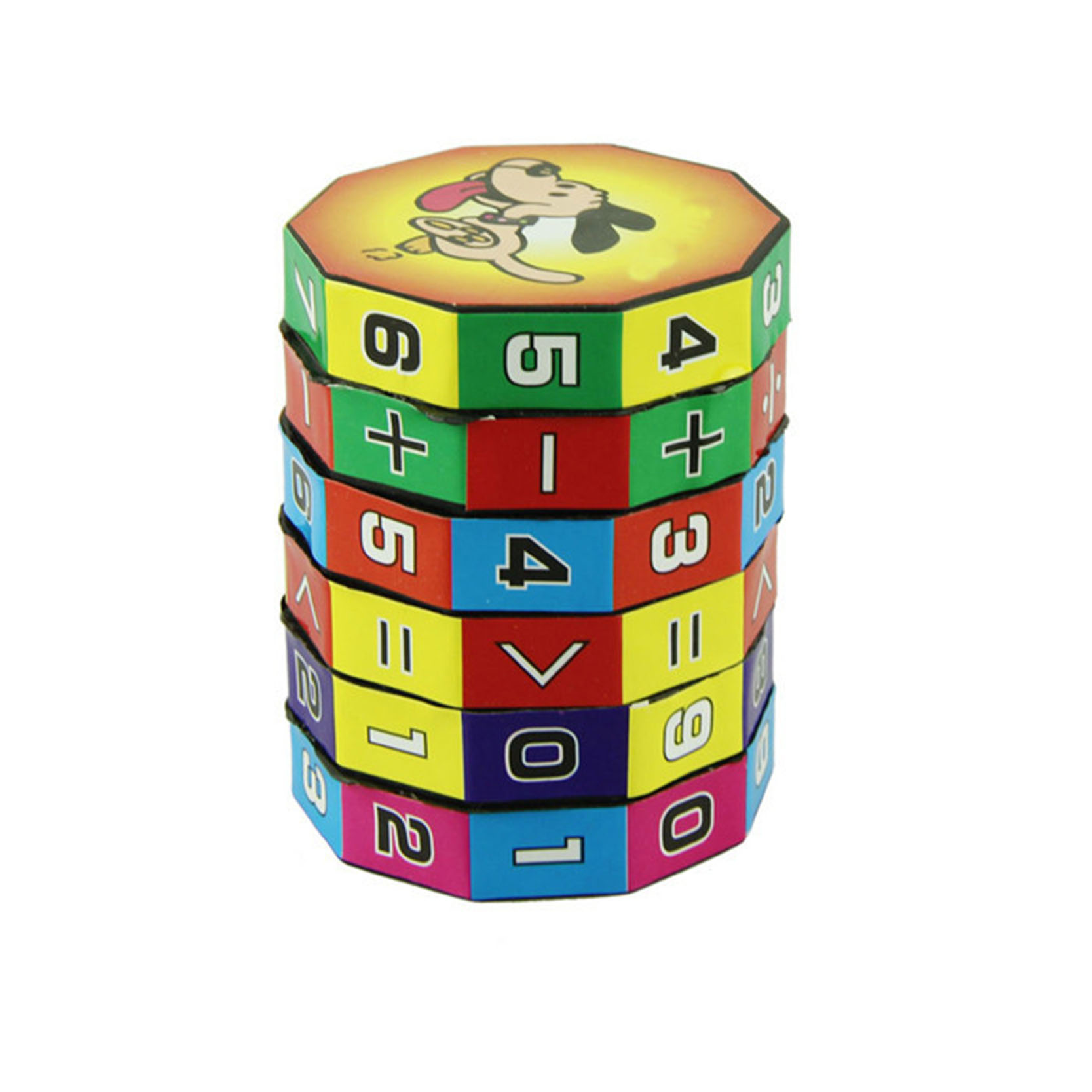 Newest Design Digital Cube Children Educational Learning ...