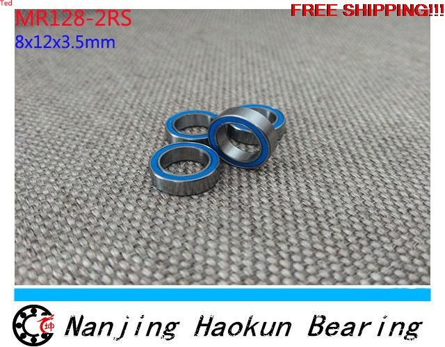 Free shipping 10pcs/lot MR128-2RS 678-2RS MR128 678 deep groove ball bearing 8x12x3.5 mm miniature bearing ladies hooded nib fountain or roller ball pens 24pcs lot jinhao1300 the bes gifts free shipping
