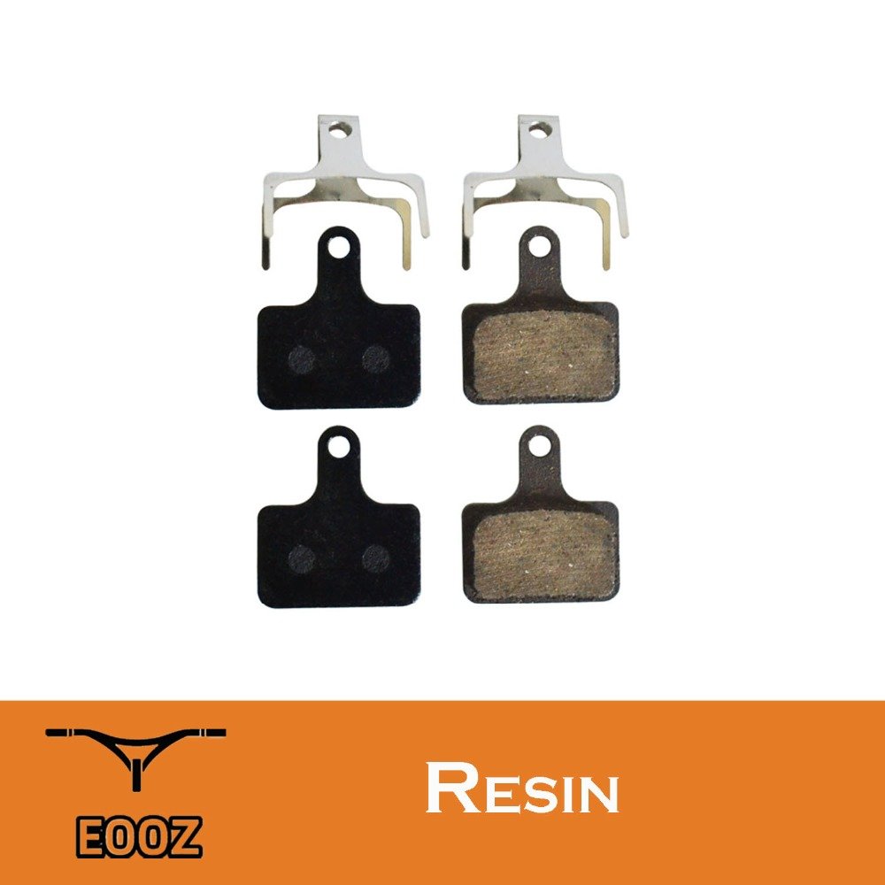 2 Pairs Shimano Brake Pads R55C4 with Fixing Bolts NEW, Shipped from US
