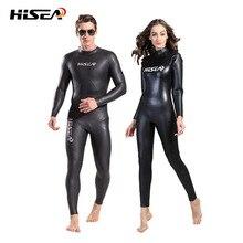 Высокое качество 3 мм Для мужчин WO Для Мужчин гидрокостюм Триатлон Sharkskin эластичной гладкой кожи неопрена Мягкая кожаная ткань водолазный костюм в Ямамото