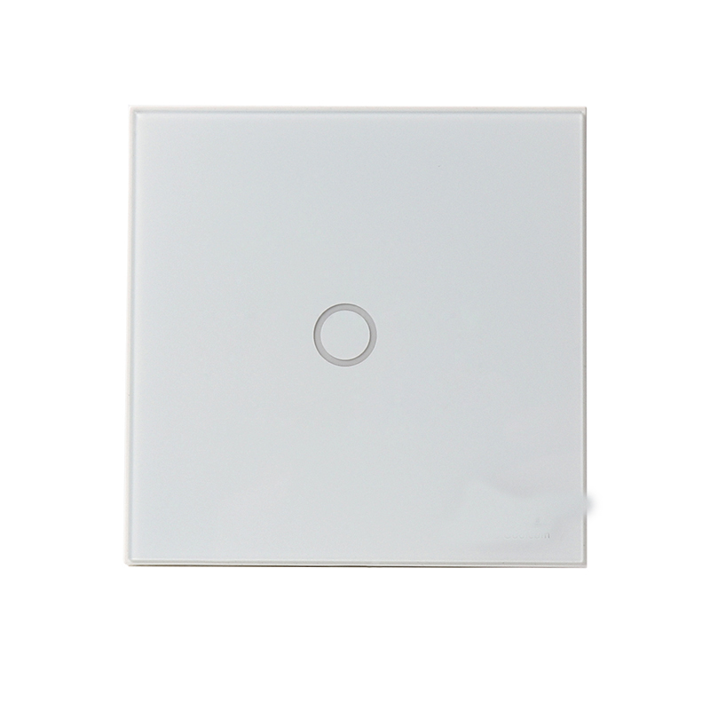 Yobang Security Z wave plus 1CH EU Wall Light Switch Home Automation Smart Remote Control Building Automation Z Wave Parts