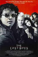 The Lost Boys Movie Classic art silk Poster