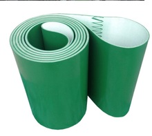 10pcs/lot 650x50x1mm  PVC Green Transmission Conveyor Belt Industrial