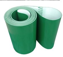 10pcs/lot 650x50x1mm PVC Green Transmission Conveyor Belt Industrial Belt(China)