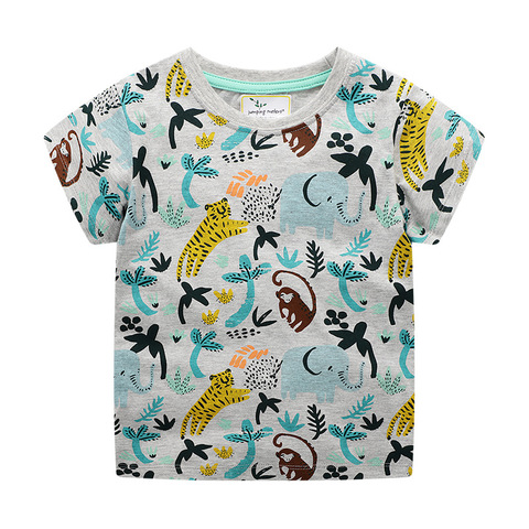 criancas roupas de verao dos desenhos animados camiseta meninos nova verao bebes meninos cotton top