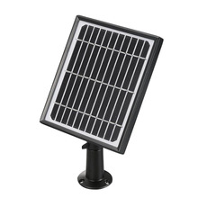 REHENT Solar Panel for BC02 Battery Camera Rechargeable Battery Powered IP Security WiFi CCTV Camera miniisw sw 008 0 8w solar powered battery panel board black