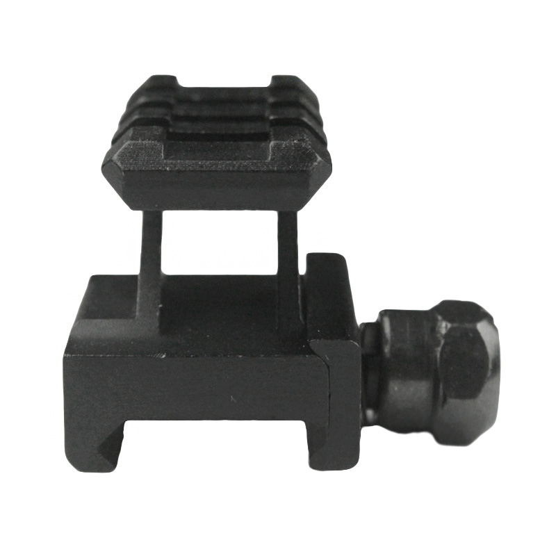 High Riser rail Mount scope mount fits 20mm picatinny rail in Scope Mounts Accessories from Sports Entertainment