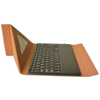 2016 New touch panel keyboard case for 10.1 inch google nexus 10 tablet pc for google nexus 10 keyboard case cover