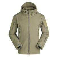 Top Jacket V5 0 Military Tactical Men Jacket Lurker Shark Skin Soft Shell Waterproof Windproof Men
