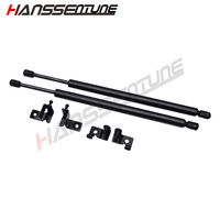 HANSSENTUNE Front Hood Bonnet Gas Lift Supports Strut Shocks Springs For Dmax / Rodeo 2012+